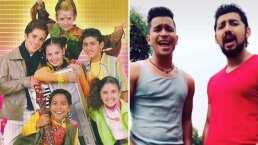 A 17 años de 'Misión S.O.S', Miguel Martínez y Jonathan Becerra se reúnen para cantar 'Doce Rosas'