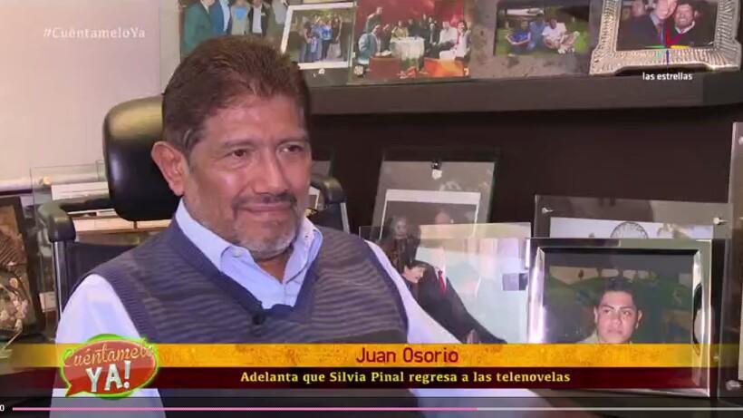 """NOTA: La nueva telenovela de Juan Osorio """"Inesperadamente Tú"""""""