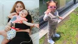 La hija de Kimberly Loaiza demostró tener mucho flow como su mamá