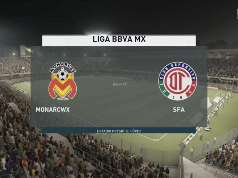 Morelia vs Toluca, J1, eLiga. 1.png