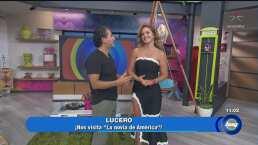 Lucero presenta su nuevo sencillo 'Me deshice de tu amor'