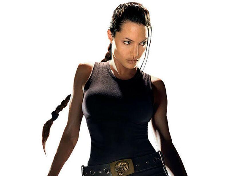 10. Lara Croft: La cazadora de Tesoros de Tomb Raider es la sexy poseedora de 1.300 millones de dólares.