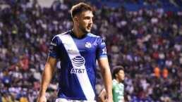 Compañeros de Lucas Cavallini en Puebla confirman su salida