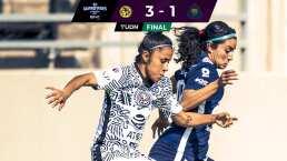 Resumen | América remonta en diez minutos y gana 3-1 a Pumas