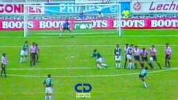 Magníficos 10 golazos en juegos entre Chivas y León