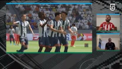 En el torneo real empataron a dos goles en Aguascalientes. Rayados no ha conseguido una victoria en el suspendido Clausura 2020.