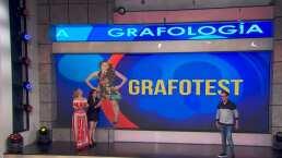 Grafotest: Mira el significado de las publicaciones entre Gabriel Soto y Geraldine Bazán