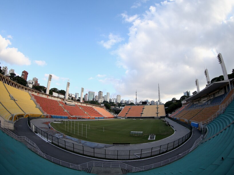 General Views of Sao Paulo - Venue for 2014 FIFA World Cup Brazil