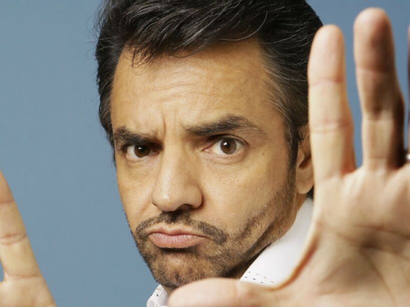 15. Eugenio Derbez: Cómico mexicana muy popular por el programa La Familia P. Luche y la cinta No se aceptan devoluciones.