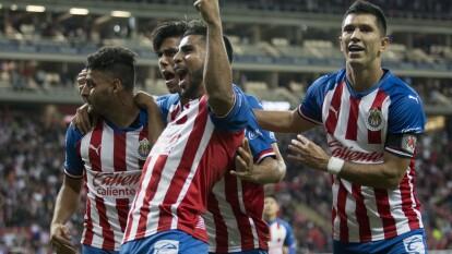 Estos son los mejores festejos de la Liga MX en la Jornada 1.