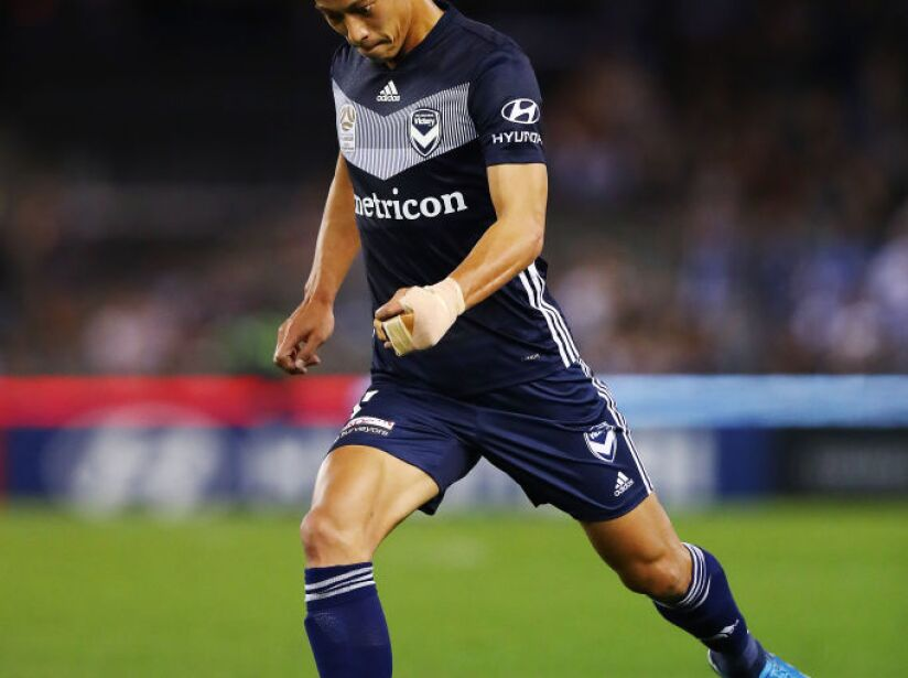 A-League Rd 20 - Melbourne Victory v Melbourne City