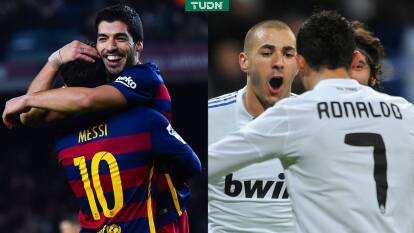 Messi lidera con cinco duplas temibles, mientras Cristiano Ronaldo aparece cuatro veces. Lewandowski y Gnabry se meten al 'show' de las duplas letales en el siglo XXI.