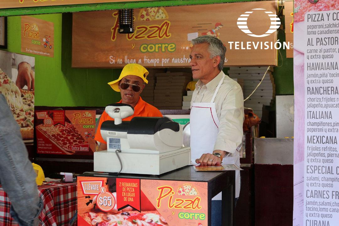 Fotos Alguien Ordeno Pizza Con El Vitor Y Albertano Nosotros los guapos es un programa en la tv argentina de univision que ha recibido una clasificación de 4,3 estrellas de los visitantes de ¿te has perdido un episodio de nosotros los guapos y quieres evitar que te vuelva a ocurrir? pizza con el vitor y albertano